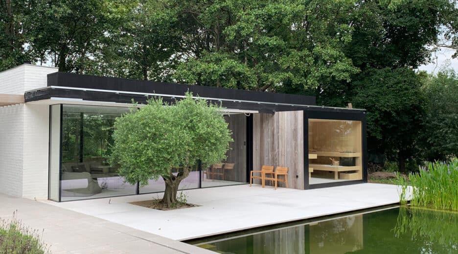 Poolhouse Barnwood